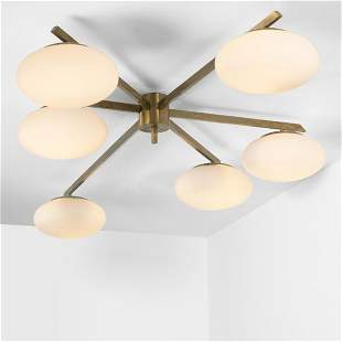 261: Angelo Lelli chandelier