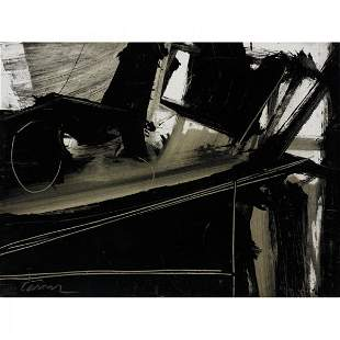 Nicolas Carone untitled