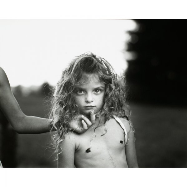 822: Sally Mann Virginia at Five