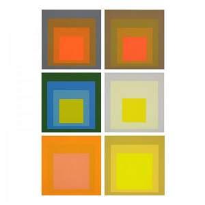 878: Josef Albers Formulations - Articulations I & II