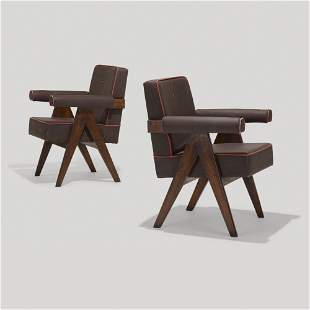 Pierre Jeanneret, Committee armchairs