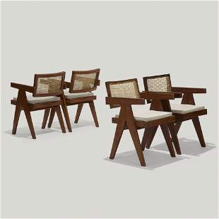Pierre Jeanneret, Office armchairs