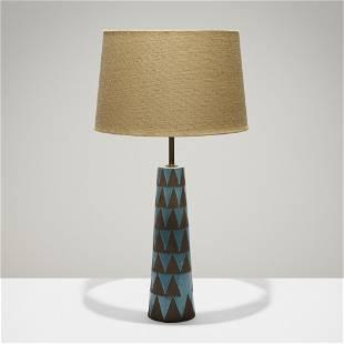 Tony Paul, Table lamp