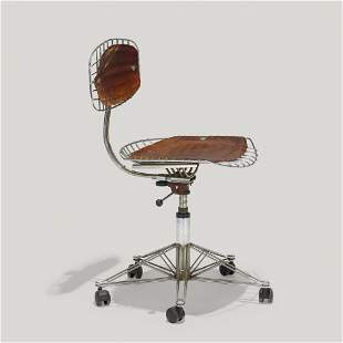 Cadestin and Laurent, Beauborg desk chair