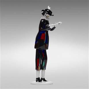 Fulvio Bianconi, Arlecchino figure, model 4290