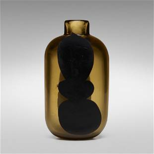Fulvio Bianconi, A Macchie vase, model 4322