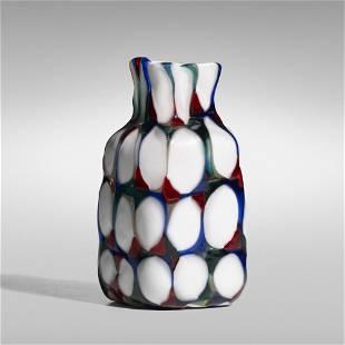 Fulvio Bianconi, Experimental vase, model 3541