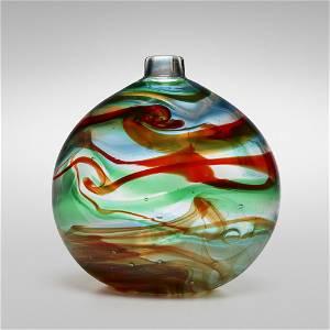 Fulvio Bianconi, Unique vase for Galleria Danese