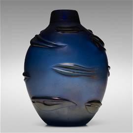 Carlo Scarpa, Rare and Monumental Rilievi vase