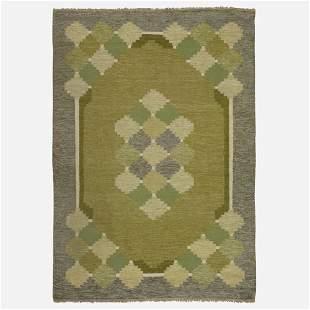 Karin Jonsson, Flatweave carpet