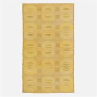 Swedish, Flatweave carpet