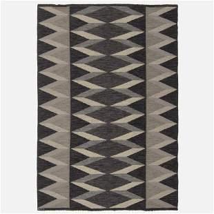 Nordiska Kompaniet, Flatweave carpet