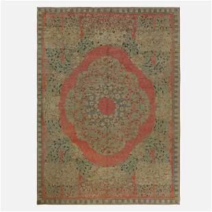 Paul Follot, Art Deco pile carpet