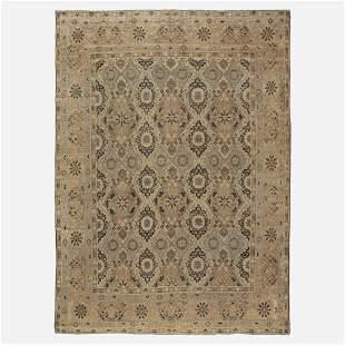 Persian, Meshad pile carpet
