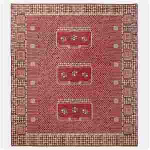 Barbro Nilsson, Krabban rod pile carpet