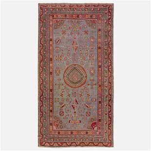 Samarkand, Pile carpet