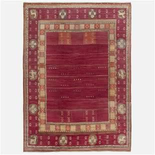 Martha Ghan, Pile carpet