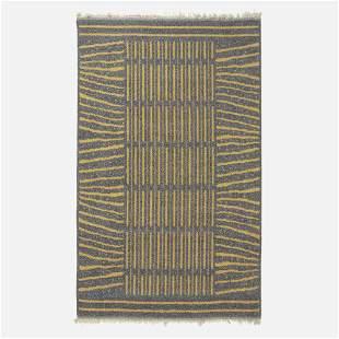 Swedish, Double-pile carpet