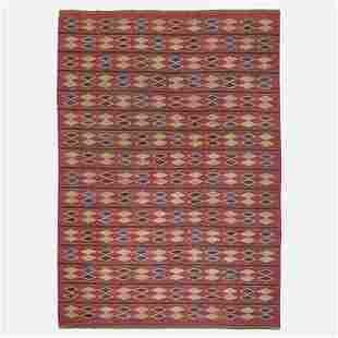 Irma Kronlund, Rolakan flatweave carpet