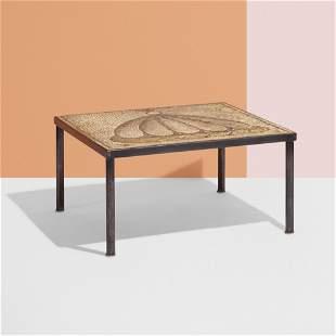 Roman, Mosaic table