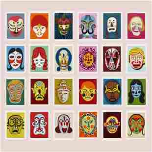 Christopher Ruckhaberle, Wall of Masks
