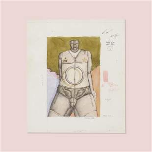Robert Lostutter, Untitled