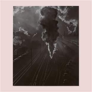 A. Aubrey Bodine, Pennsylvania Train Yard