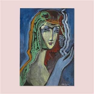 Lado Gudiashvili, Untitled