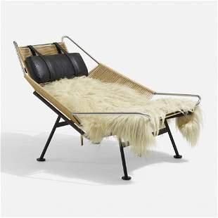 Hans J. Wegner, Flag Halyard lounge chair