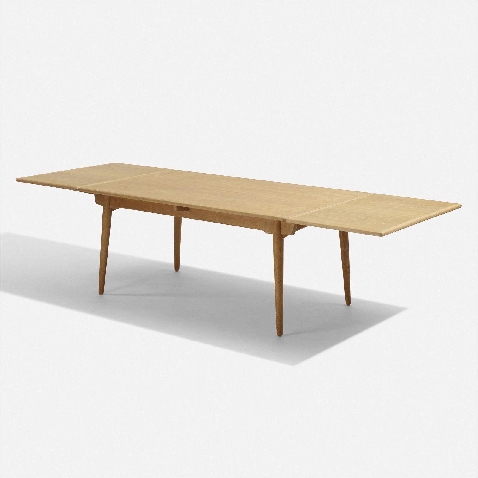 Hans J. Wegner, Dining table, model AT 312
