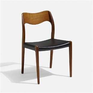 Niels O. Moller, Chair, model 71