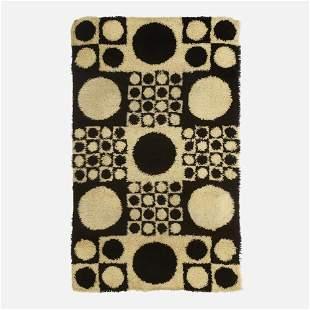 Verner Panton, Geometri rya carpet