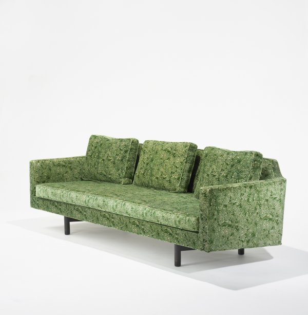 110: Edward Wormley sofa