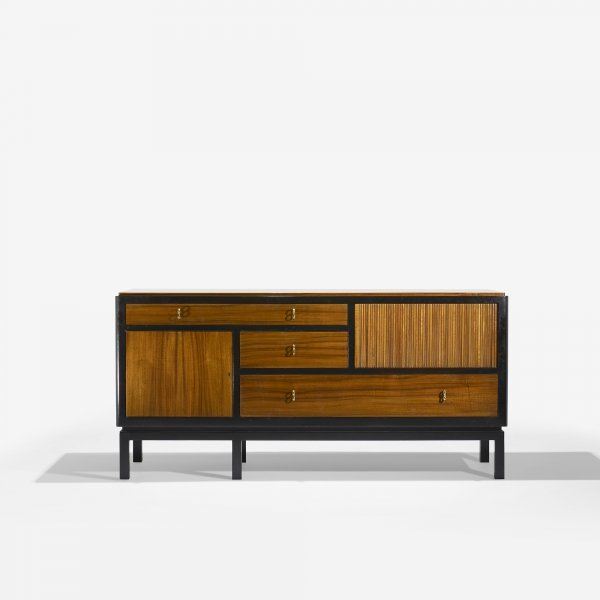 112: Edward Wormley Long sideboard