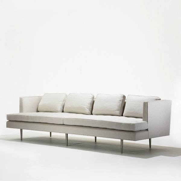 113: Edward Wormley sofa, model 4907A