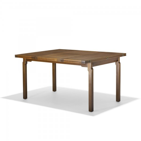 116: Edward Wormley dining table, model 5722