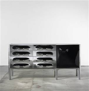 492: Raymond Loewy DF 2000 cabinet
