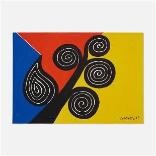Alexander Calder, Autumn