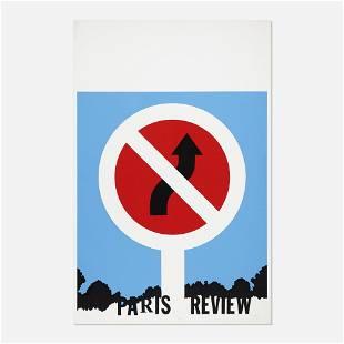 Allan D'Arcangelo, Paris Review