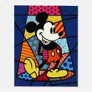 Romero Britto, Mickey Mouse
