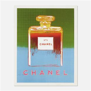 After Andy Warhol, Chanel No. 5