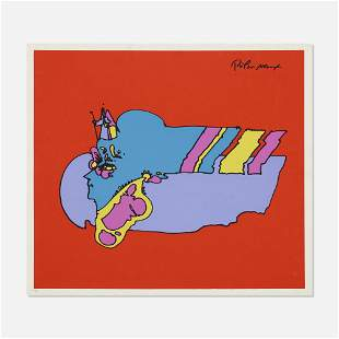 Peter Max, Remembering the Flight