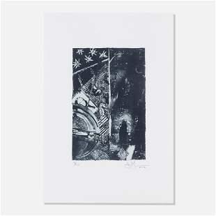 Jasper Johns, Summer (Blue)