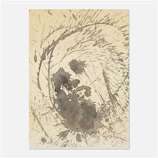 Salvador Dali, Untitled (Biblia Sacra)