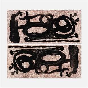 Joan Miro, Untitled (Derriere le Miroir)