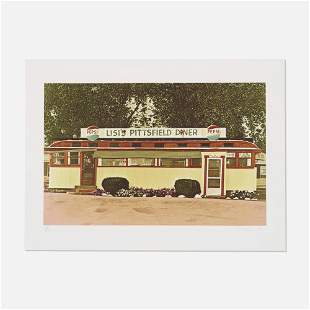 John Baeder, Lisi's Pittsfield Diner