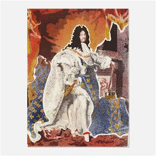 John Clem Clarke, Louis XIV