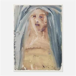 Salvador Dali, Lament Virgin... (Biblia Sacra)