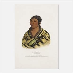 Charles Bird King, Stum-Ma-Nu