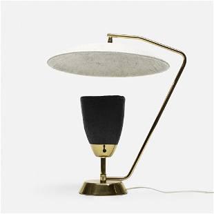 American, Table lamp